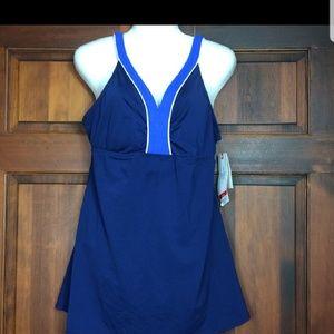 NWT...Speedo Swimsuit..size 14